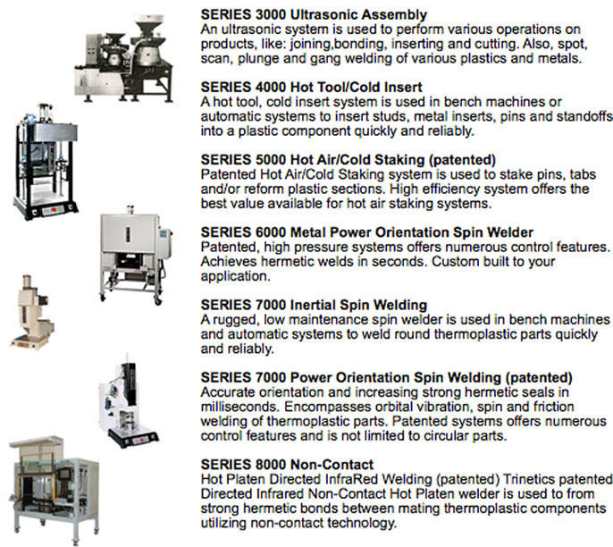 Plastic Welding | Ultrasonic Welding | Spin Welding