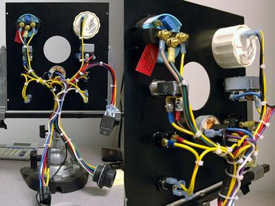Fine Wire Harness Board Frames Framexwall Com Wiring Database Gramgelartorg